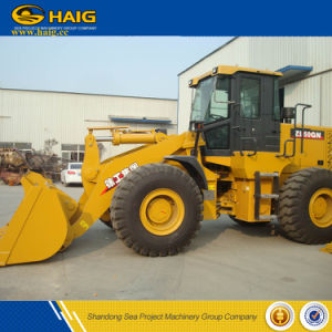 Zl50gn 5t 3cbm Bucket Wheel Loader