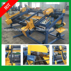 Sf602 Double End Trim Saw Wood Pallet Cutting Machine pictures & photos
