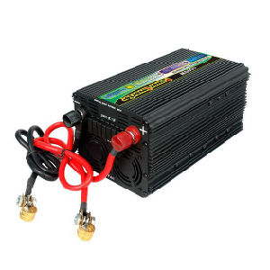 Power Inverter 1500W DC 12V/24V Modified Sine Wave pictures & photos