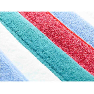 Colorful Flat Steam Mop Microfiber Mop Pad pictures & photos
