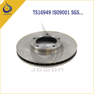 ISO/Ts16949 Certificated Auto Spare Part Brake Disc pictures & photos