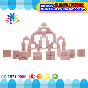 Children Wooden Desktop Toys Developmental Toys Building Blocks Wooden Puzzle (XYH-JMM10006) pictures & photos