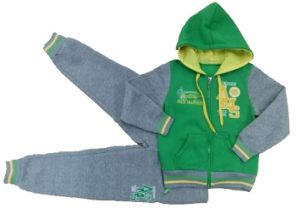 Boy Fleece Suits Cotton Tracksuit for Boy pictures & photos