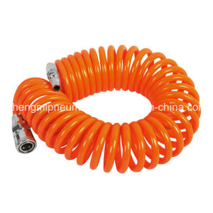 Polyurethane PU Pneumatic Air Coil Brake Hose (5.5*8mm*15M) pictures & photos