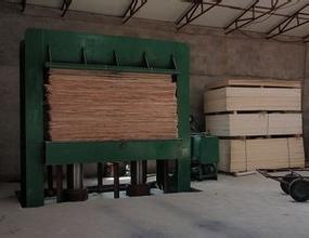 Good Quality and Low Price Plywood Prepress Machine pictures & photos