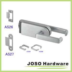 Different Handles Fitting Sliding Glass Door Lock Assembly (GDL018A) pictures & photos