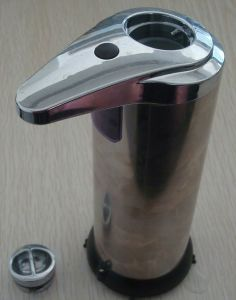 Auto-Induction Stainless Steel Soap Dispenser pictures & photos