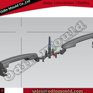 2 Cavity Car Handle Gas Assisted Injection Mold pictures & photos