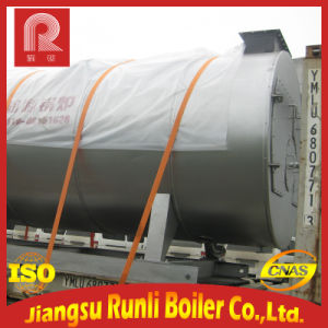 Thermal Oil Horizontal Boiler with Gas Fired pictures & photos