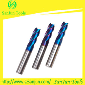 Carbide Square End Mill for CNC Lethe Machine pictures & photos