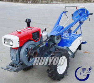 Ce 18HP Walking Tractor Hand Tractor Power Tiller Tractor pictures & photos