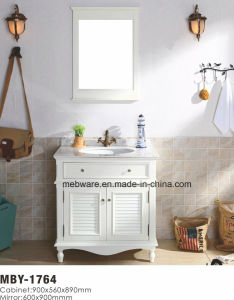 """15"""" New Design American Style Solid Wood Bathroom Vanity pictures & photos"""