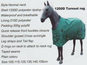Horse Gear 1200d Turnout Rug & 1200d Neck Rug