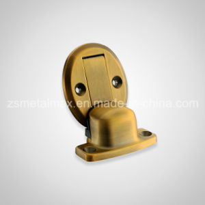 Stainless Steel or Zinc Alloy Satin Brass Door Stopper (MD007) pictures & photos