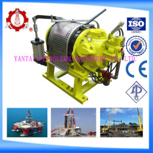 Marine Air Winch with Hand Operated pictures & photos