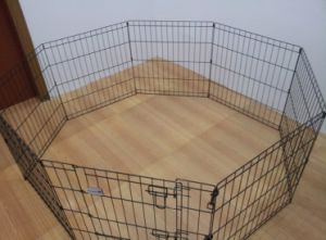 High Quality Metal Dog Cage Pet Product, Pet House