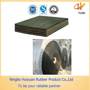 Good Performance Rubber Conveyor Belt Conveying Sand/Crush pictures & photos