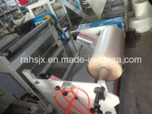 Plastic Roll to Sheet Cross Cutting Machine pictures & photos