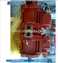 Made in China New Hydraulic Piston Pump Kawasaki K3V112 Dtp Pump pictures & photos