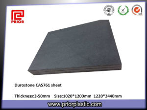 ESD/Anti-Static Materials, Black Durostone Sheet for SMT Fixture pictures & photos