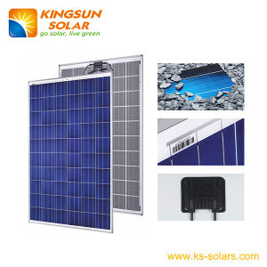 215W-260W Poly-Crystalline Silicon Solar Panel for Home pictures & photos