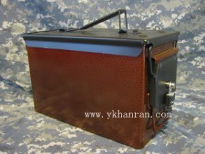 M2a1 Ammo Box with Lock, Army Quality Level pictures & photos