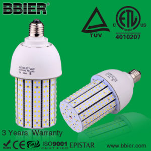 Middle Base 30W LED Corn Light for Post Light Fixture with UL Listed pictures & photos