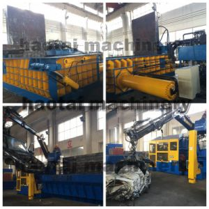 Cheap and High Efficiency Hydrulic Metal Balers / Steel Scrap Baler pictures & photos