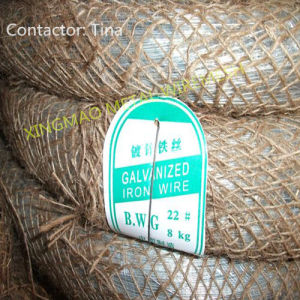 Anping Galvanized Binding Wire/G. I. Soft Wire (XM-G8) pictures & photos