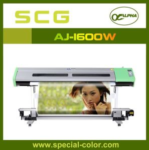 Alpha Water Based Printer with Dx5 Print Head pictures & photos