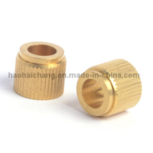 High Tensile Cusotm Made CNC Brass Nut pictures & photos