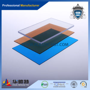 Building Materials Polycarbonate Solid Sheet pictures & photos