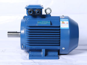 Widely Used Superior Quality 22kw High Efficient and Enegy-Saving 3 Phase Electric Motor pictures & photos
