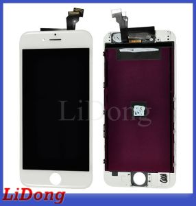 Factory Directly LCD Screen Display for iPhone 6g Mobile Phone Accessory