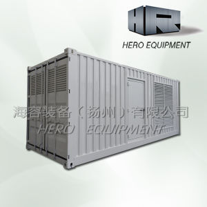 ISO Transportation Electricity Equipment Containers pictures & photos