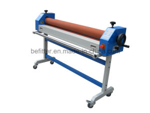 "BFT-1300E 51"" Simple Electric Wide Format Cold Laminating Machine pictures & photos"