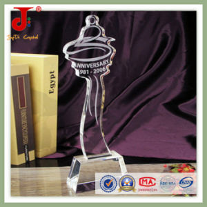 Crystal Sports Trophy for Champion (JD-CT-411) pictures & photos
