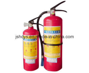 Portable Dry Powder Fire Extinguisher (GB4351.1-2005) pictures & photos
