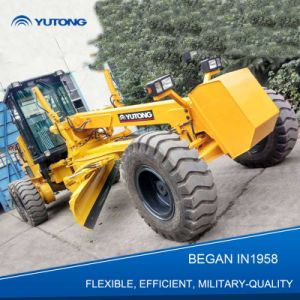 China Yellow 180HP Engine 16 Ton Motor Grader