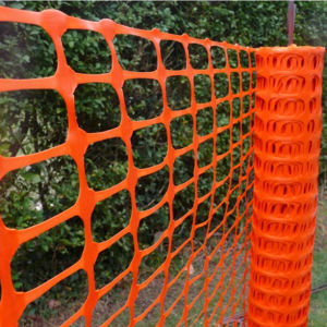 Zhuoda Orange Plastic Safety Fence for Sale (Made In China) pictures & photos