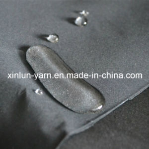 Twill Textile Polyester Bonded Fabric for Winter Clothing pictures & photos