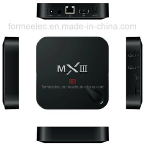 Android TV Box Mxiii with Amlogic S802 Quad-Core 1GB8GB WiFi pictures & photos