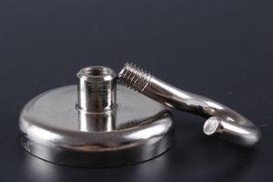 Permanent Neodymium Pot Magnet with RoHS pictures & photos