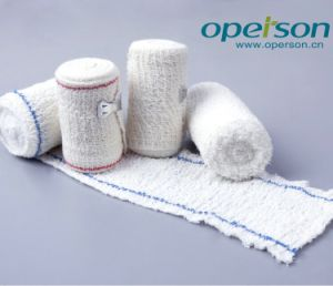 Surgical Cotton Crepe Bandage with Ce Certificate pictures & photos