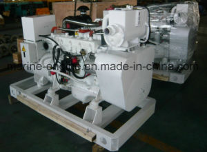 250kw Chinese Zichai Diesel Marine Genset with  Z6150zld-13 Engine pictures & photos