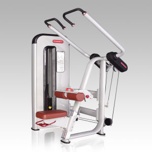 Best Sale High Pully Machine/Lat Pull Down Gym Equipment/Fitness Equipment pictures & photos