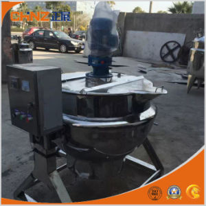 Electric Heating Jacketed Kettle with Agitator (50L -1000L) pictures & photos