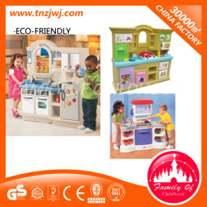 The Doll′s House Plastic Kids Playhouse pictures & photos