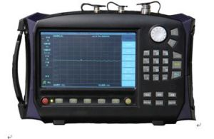 Techwin Site Master Handheld Cable and Antenna Analyzer Similar to Anritsu Microwave Measurement pictures & photos