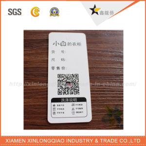 Factory Price Custom Paper Hang Tag pictures & photos